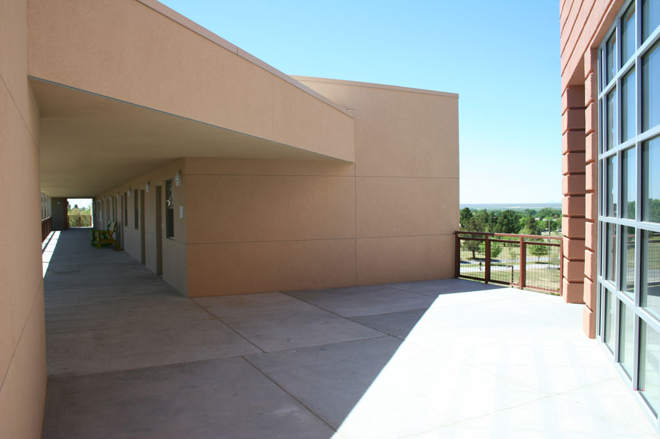 Nmsu Pinon Hall Studio D Architects